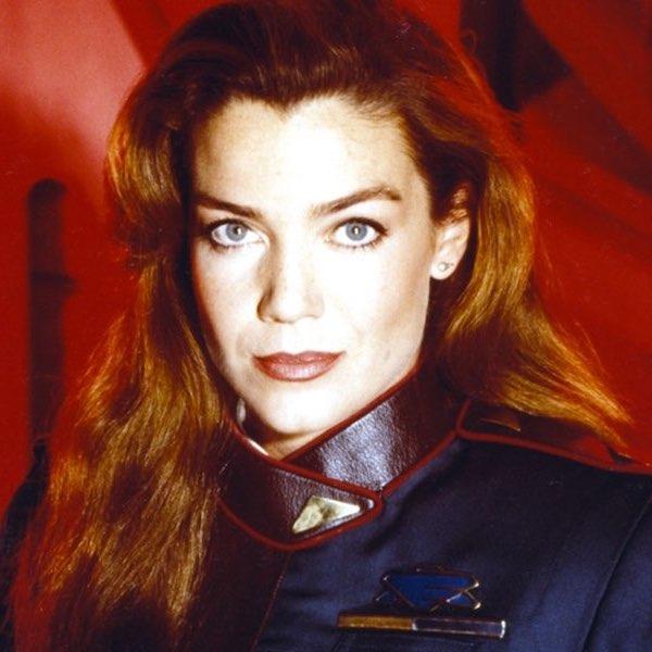 Claudia Christian - Commandant Susan Ivanova, Babylon 5