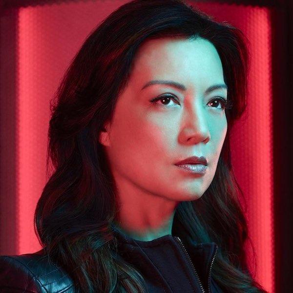 Ming-Na Wen - Melinda May, Agents of S.H.I.E.L.D